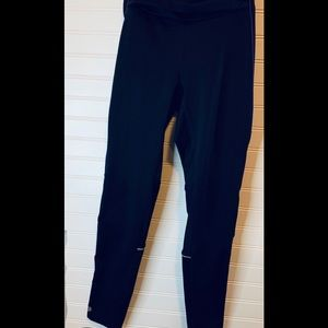 Athleta black workout pant